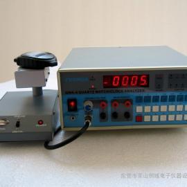 QWA-5 钟表成品测试仪 晶体测试仪 石英钟表秒差仪