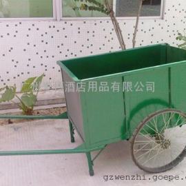 手推式环卫保洁车,手推式环卫垃圾车,垃圾收集车