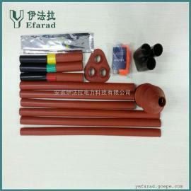 10KV热缩电缆终端头 热缩电缆附件300-400平方