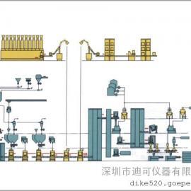 化工配料系统 称重自动化成套 称重显示器