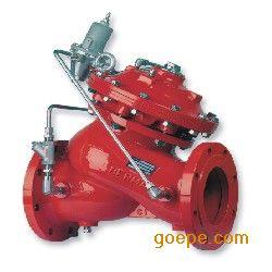 bermad消防可调式减压阀图片