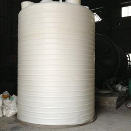 混凝土搅拌站专用储罐 耐酸碱塑料贮罐