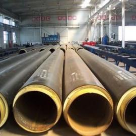 新疆图木舒克聚氨酯保温管 热水保温管 预制保温管厂