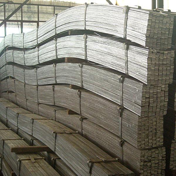 南京***大扁钢生产销售公司;现货三千吨,可镀锌加工,打孔焊接