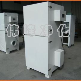 钢板喷塑除尘器PL-8000 (手动振打)接管道除尘器