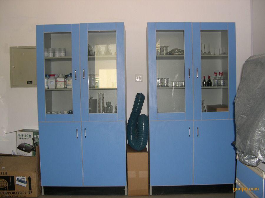 广州实验室家具木制药品柜化学试剂柜