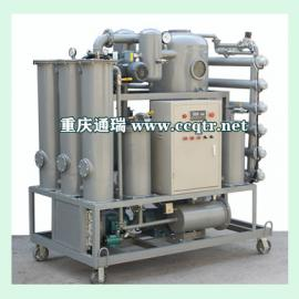 ZJR-10双级真空变压器油再生脱色滤油机