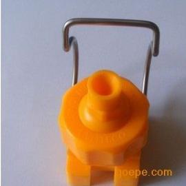 工业通用夹扣可调球形涂装喷嘴