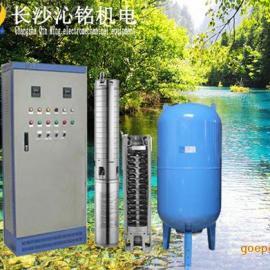 安顺市沁铭深井变频供水设备