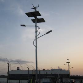 广州尚能生产高性能风光互补路灯110W