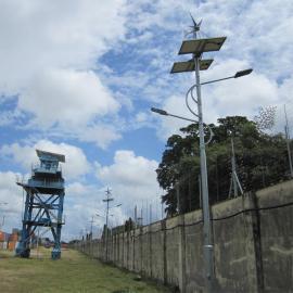 新能源风光互补路灯配置系统