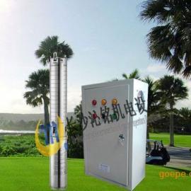 长沙沁铭农村家用深井变频供水设备的型号  优点  价格