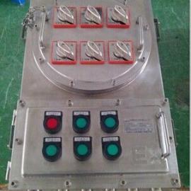 不锈钢防爆箱 304材质做的不锈钢防爆箱 不锈钢防爆箱厂家