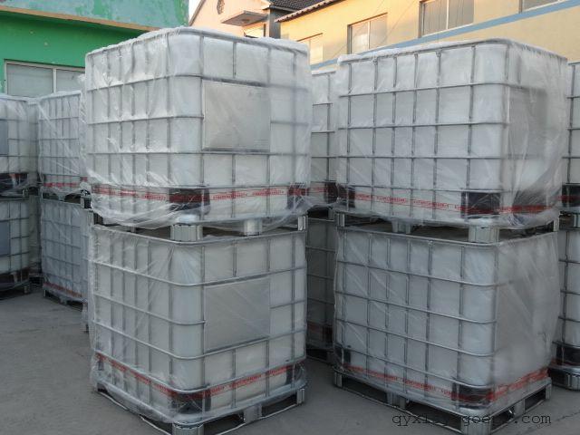 1吨塑料桶,带托盘1000升塑料桶,方塑料桶供应