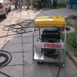 YX-1855高压水管道清洗机