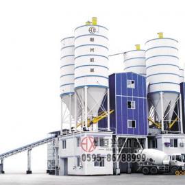 小型混凝土搅拌站厂家 泉州混凝土搅拌站 HZS系列商品混凝土搅拌�