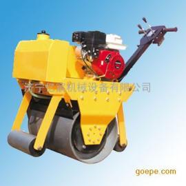 小型单钢轮压路机 振动压路机价格 汽油压路机厂家