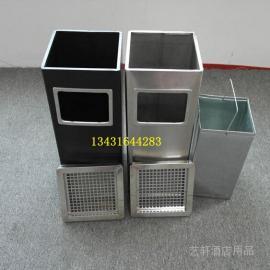 湖南楼层不锈钢垃圾桶订做价格―湘潭室内垃圾桶批发价格