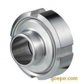 316L卫生级不锈钢配件――活接头生产厂家