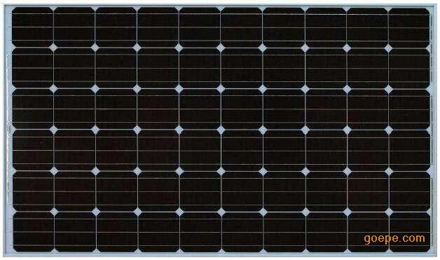 270w单晶硅太阳能电池板组件