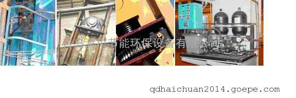 正常工作时油缸由张紧液压站电动油泵供给压力油,蓄能器在一段时间内图片