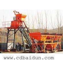 贵州/云南/新疆/西藏JS系列混凝土搅拌机、混凝土搅拌站