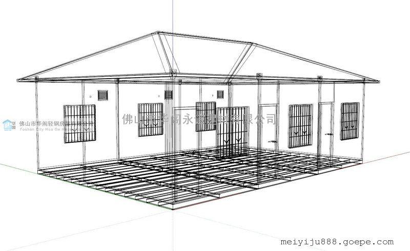 尺寸的房屋对应所有图纸