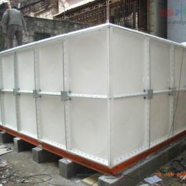 玻璃钢水箱价格玻璃钢消防水箱厂家20立方米玻璃钢水箱
