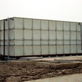污水水箱地埋消防玻璃�水箱