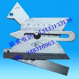 HJC30焊缝量规/HJ60焊接检验尺