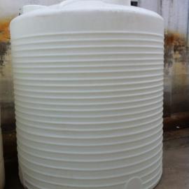食品级耐酸碱5吨塑料桶 5吨蓄水桶 5立方储水桶
