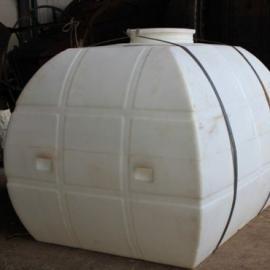 厂家供应批量圆柱形保温水箱2000L 卧式不锈钢水箱
