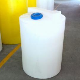 泉州2吨PE搅拌桶 圆形加药箱