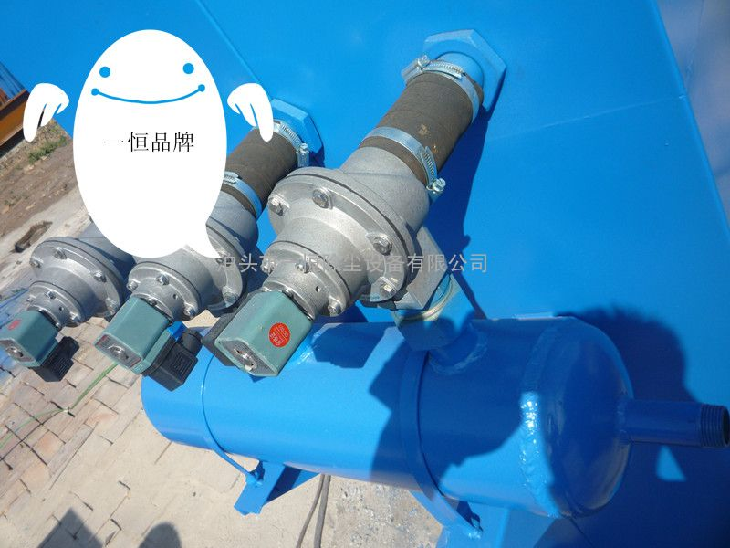 HMC64脉冲袋式除尘器介绍