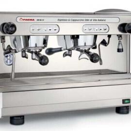 意大利飞马E98双头上用半自动咖啡机  新款咖啡机