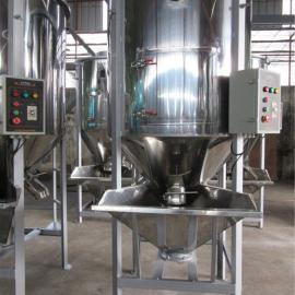 粉料立式搅拌机 大型粉体搅拌器不锈材质经久耐用