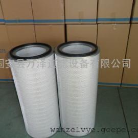 3260钢厂除尘滤筒