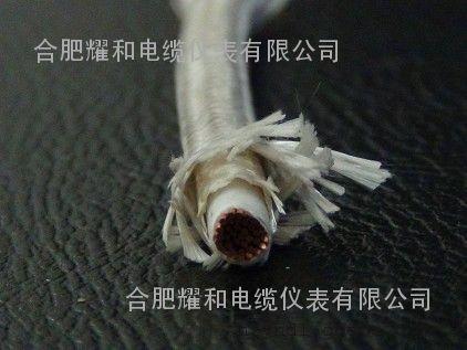 玻璃丝编织耐高温电缆khf4b-7*1