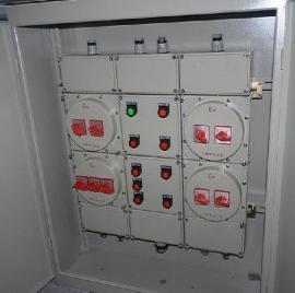 依客思BEP56-T5/10K63防爆配电箱多回路订做