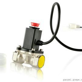 燃气紧急切断阀 燃气报警器关闭阀电磁阀