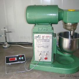 砼搅拌站试验仪器之水泥净浆搅拌机使用说明书