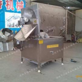 炸鸡块油炸机  自动搅拌油炸机  山东电炸锅的市场价