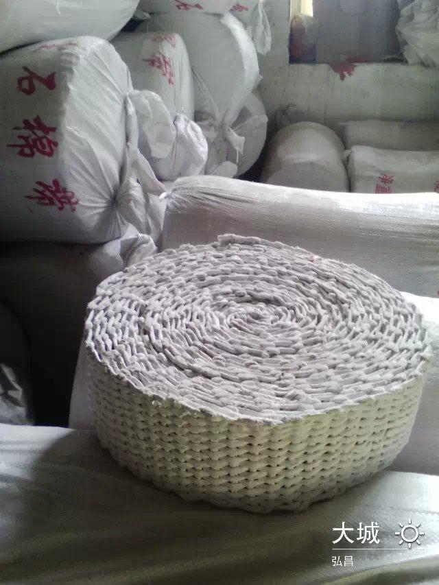 20MM无尘石棉圆编绳-包头石棉绳-河北石棉绳厂家直销