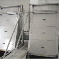 网板阶梯格栅除污机