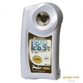 日本数显牛奶浓度计PAL-S 乳制品 奶制品浓度折射仪