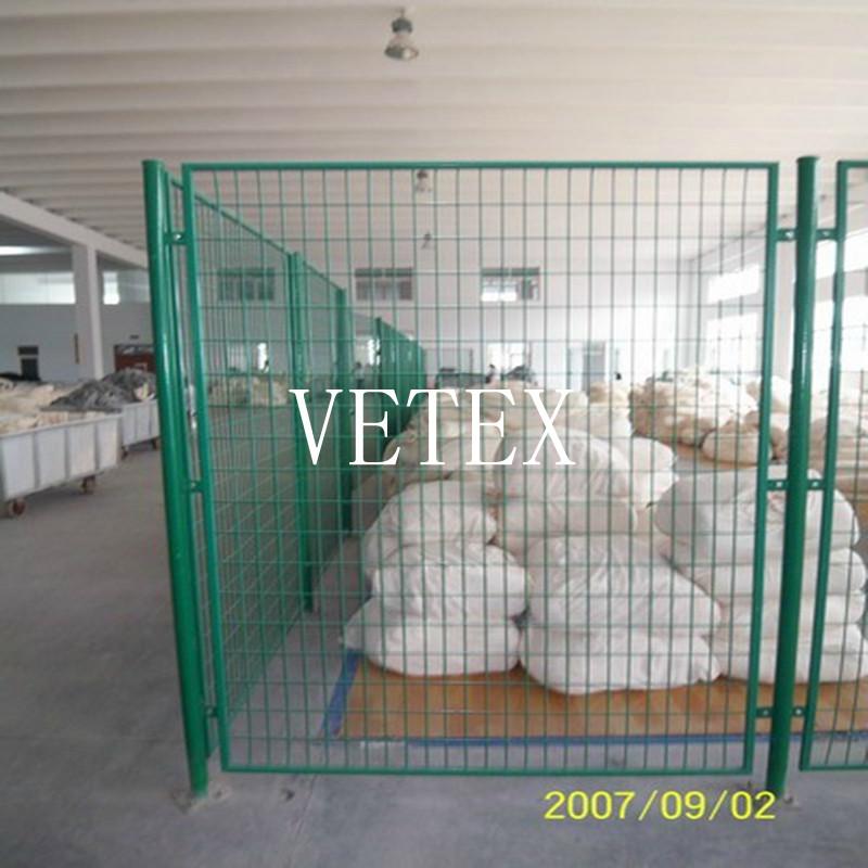 浸塑电焊护栏网 苏州边框护栏网厂家 市政护栏网