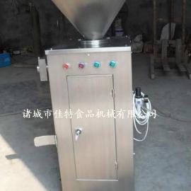 半自动电动灌肠机  变频灌肠机  小型灌肠机