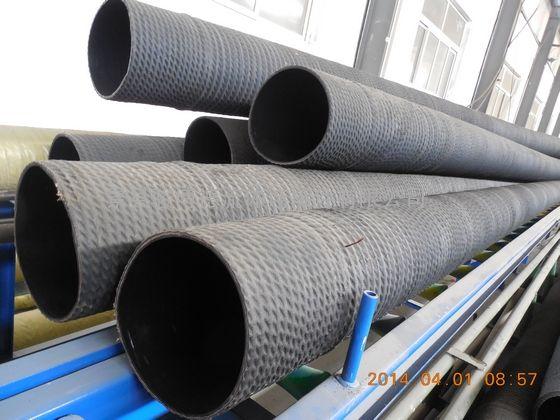 负压天然橡胶耐磨软管,负压吸水管,负压钢丝骨架橡胶管