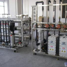 Edi超纯水设备 Edi电除盐设备 18兆欧超纯水设备