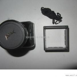 日本PEAK必佳 2038-4X便携式放大镜 手持式放大镜